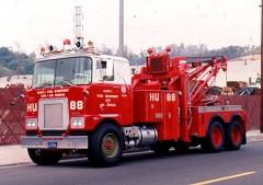 FWD's Mack Firetruck pix