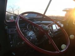 B 81 Mack Steering Wheel