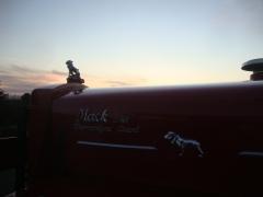 B 81 Mack Sun Set