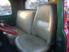 B 81 Mack Interior