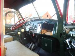 B 81 Mack Dash Board