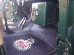 B 81 Mack Floor Mat