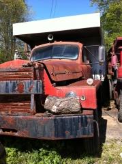 1956 Mack B81
