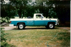 78 GMC Pickup Sideview