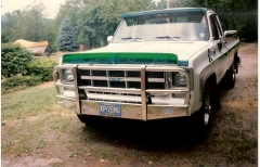 MY GMC Front