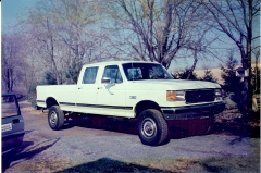 89 Ford Brand New