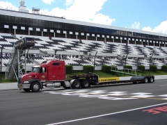 Pocono Raceway Pa.