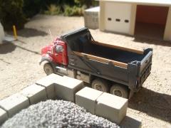 Mack Granite GU813 6x4 benne dump3