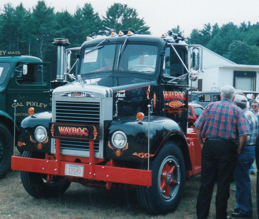 Mack C Model Trucks : Wayroc mack c model bmt member s gallery click here to