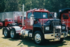 Mack R model in Rhode Island.