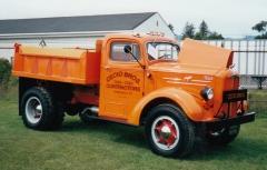 1950 Mack A 20