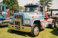 Sid Kamp R model at Macungie, PA.