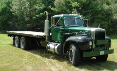 1959 Mack B75