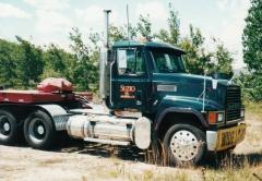 Suzio tractor based in CT.