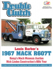 1967 Mack Wrecker    Louis Barber