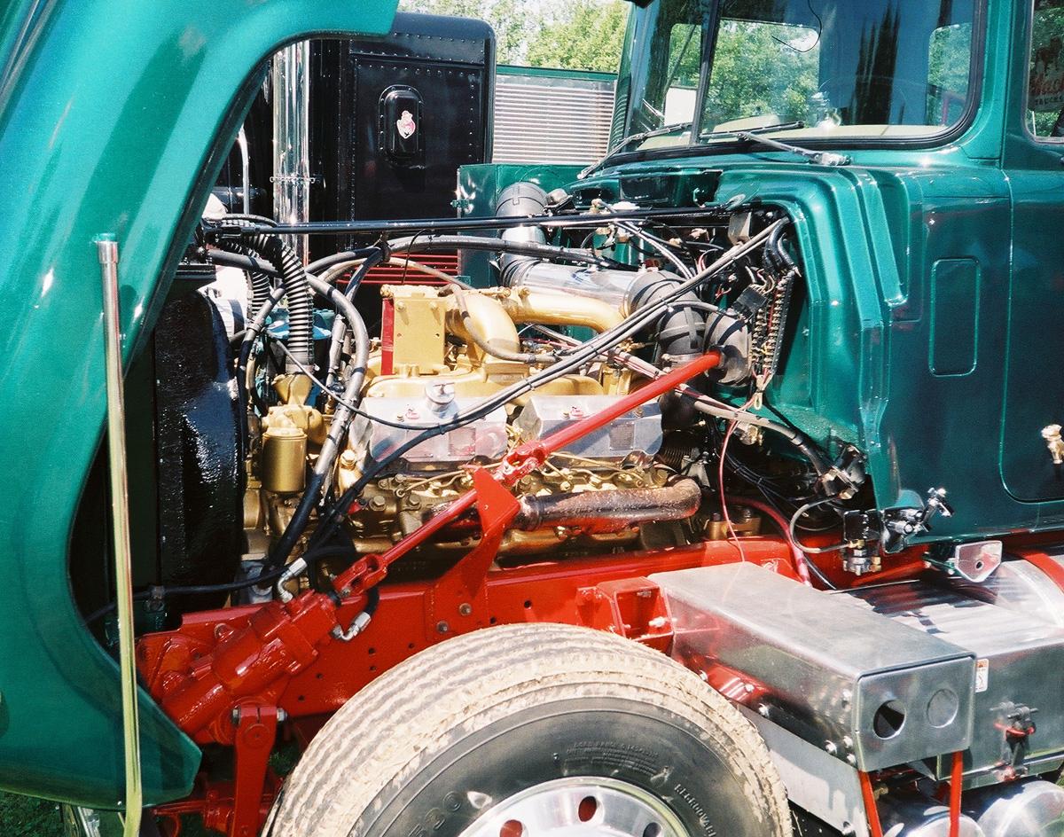 More power Yoos V8