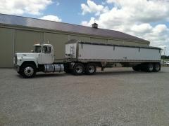 84' mack 10speed Mack 350