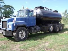 RB Manure tanker
