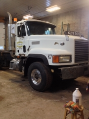 rolloffron's truck