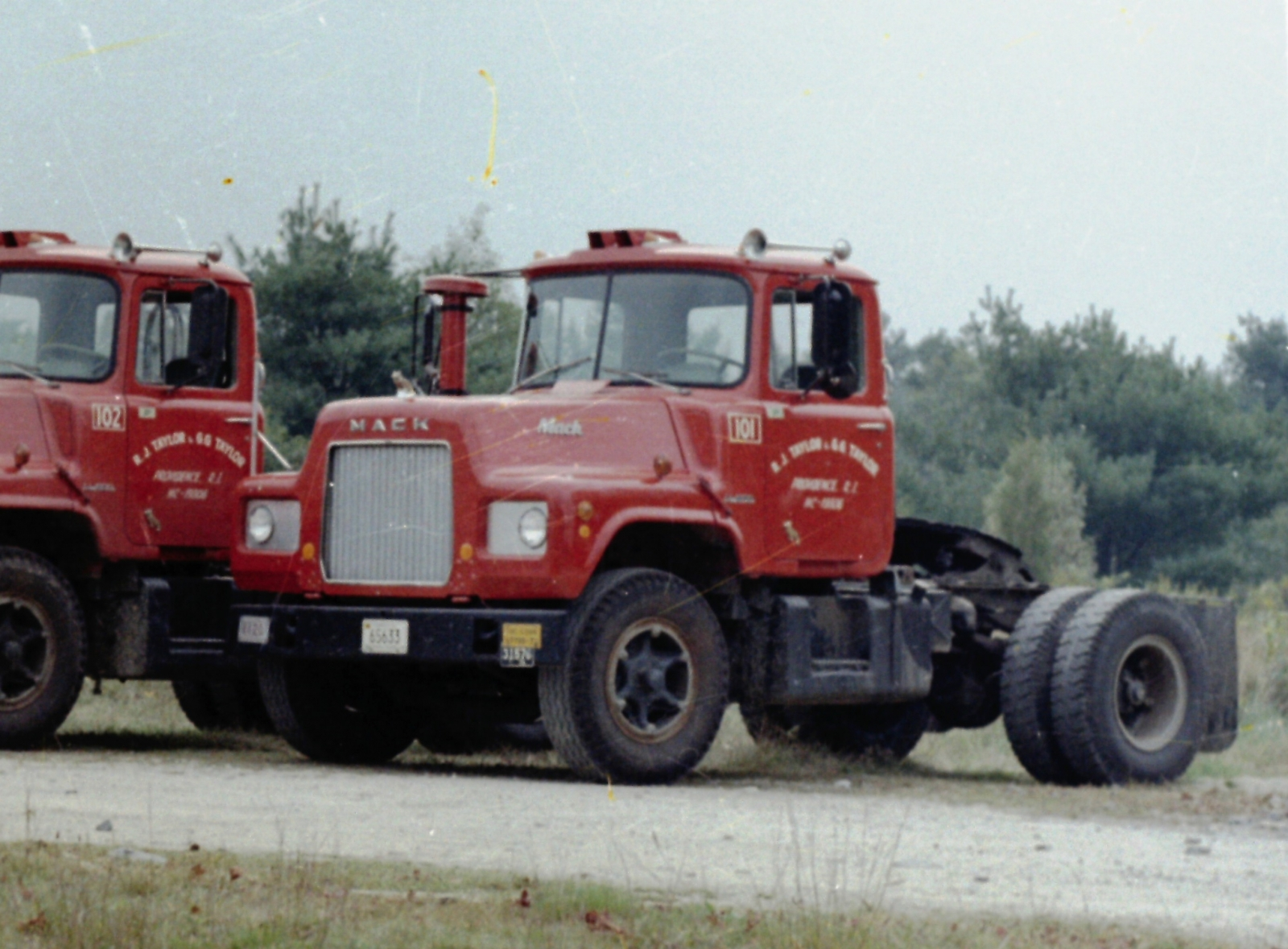 1971 Fleet at Putnam, CT