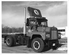 Tractor 191.  1980 U-model