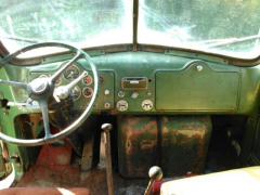 1958 Mack dash