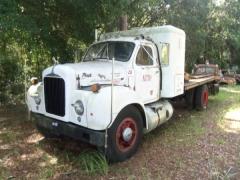 1958 Mack Left