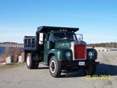1956 Mack B-42 Dump Truck album 2