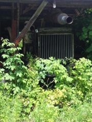 Sawmill Engine