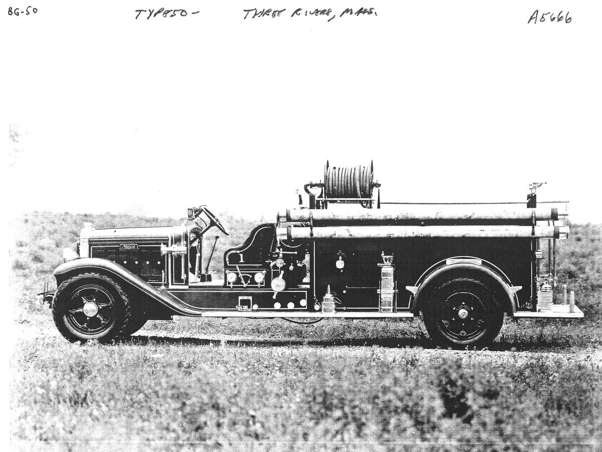 TRFD Mack 1