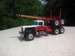 JT Log truck