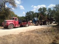 B75 & B61 Mack & 62 Kenworth Wrecker