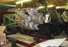 R 4360 engine install Sept 2014 (4)