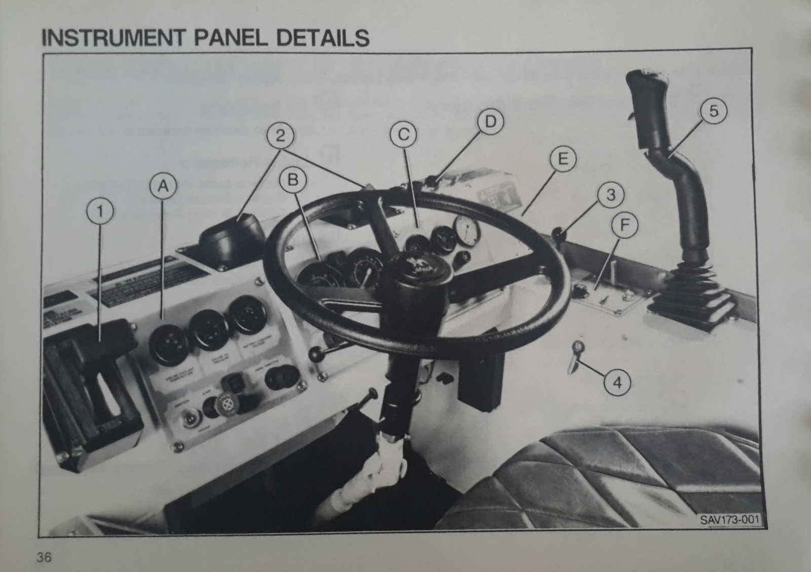 Mack/Savage FDM 700 Mixer Operator's Manual  ( Page 36 )