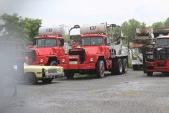 Find That Mack FDM Series Front Concrete Mixer  ( 02 )