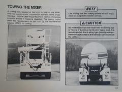 Mack/Savage FDM 700 Mixer Operator's Manual  ( Page 117 )