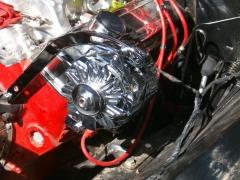 New 12SI Alternator Installed