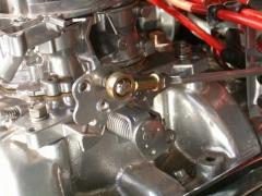 Spherical Throttle Linkage 01