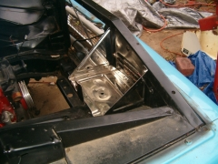 Stainless Battery Box Installed