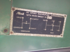 shift plate