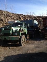 B83 trailer mixer