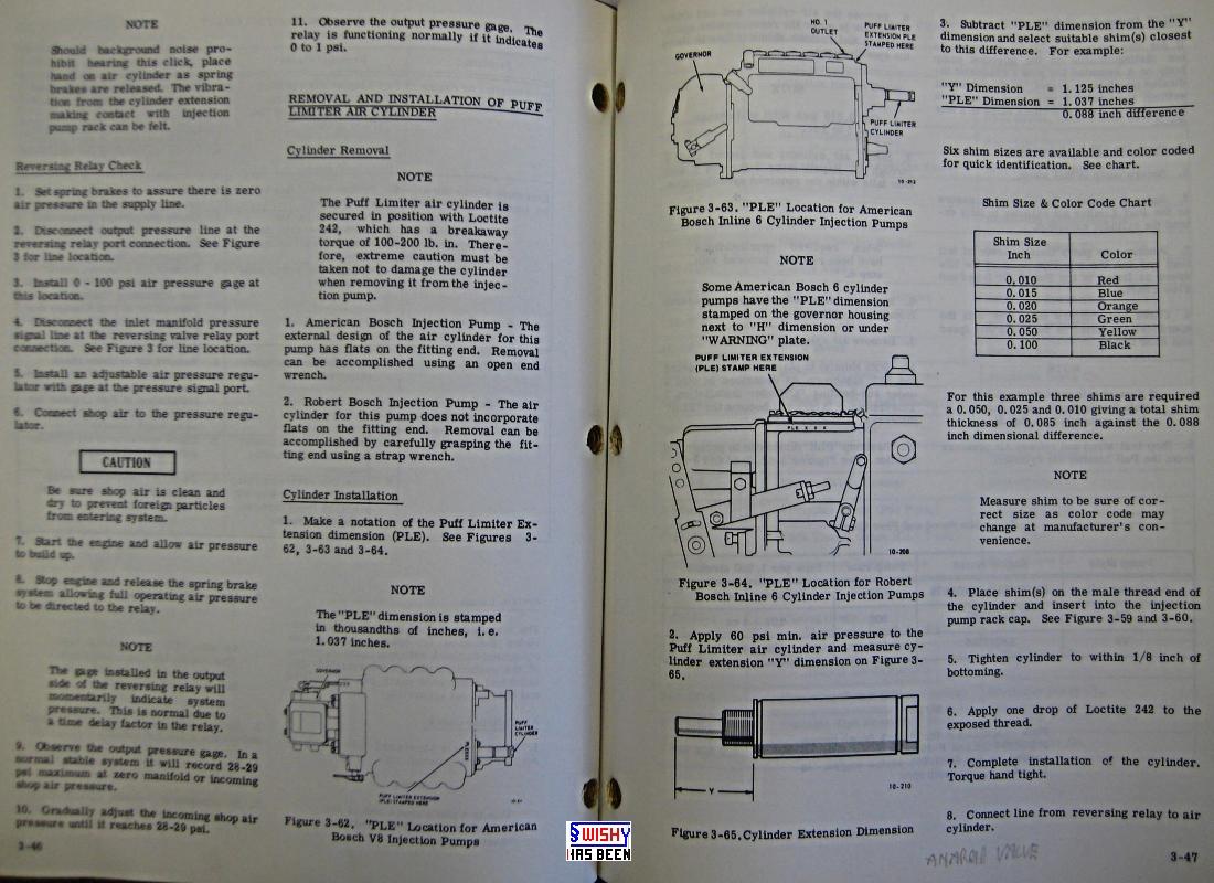 Puff Limiter - Engine and Transmission - BigMackTrucks com