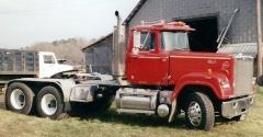 1992 E9 500 HP