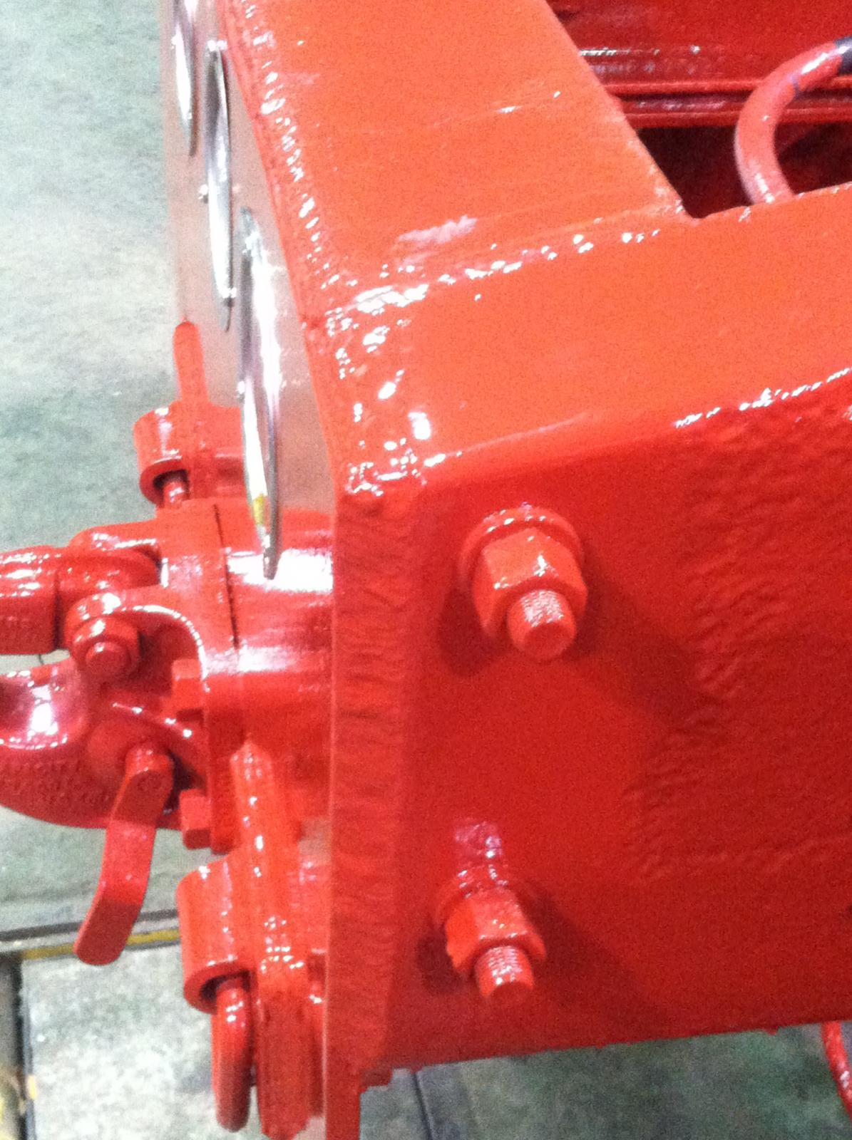 Mounting A Pintle Plate To Tractor Antique And Classic