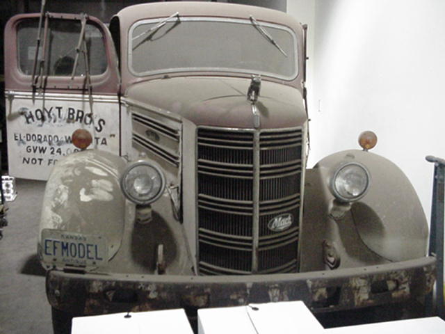 Ljt Mack Truck 1948 : Ef mack antique and classic trucks general
