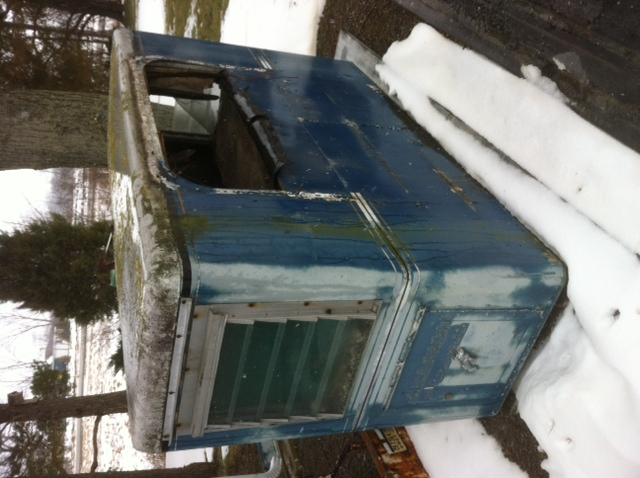 Real Cool Aluminum Sleeper Crank Out Windows Perfect For