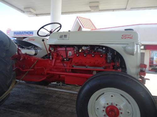 8N Ford Tractor with V8 flathead - Tractors and Equipment