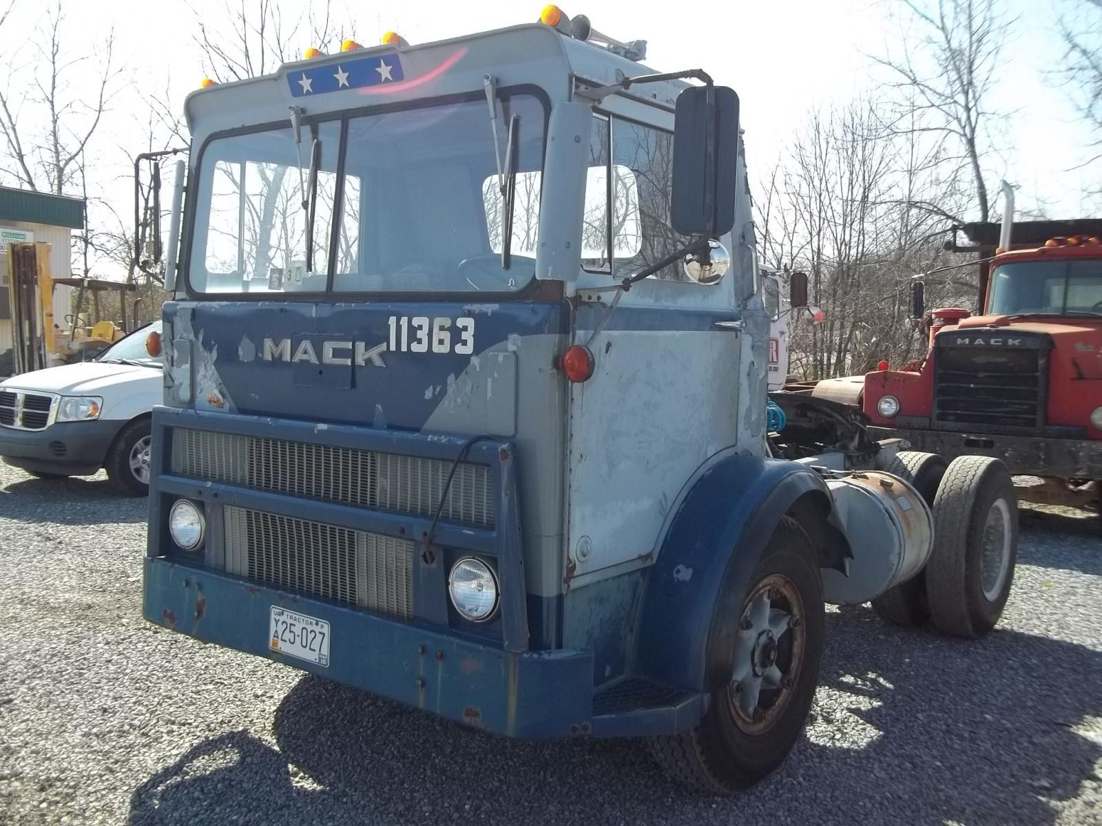 1969 mack mb - Trucks for Sale - BigMackTrucks.com