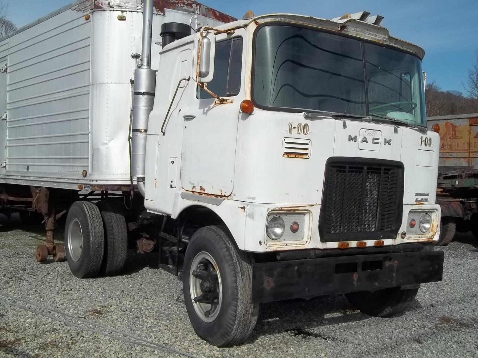Trucks For Sale In Va >> 1966 mack f - Trucks for Sale - BigMackTrucks.com
