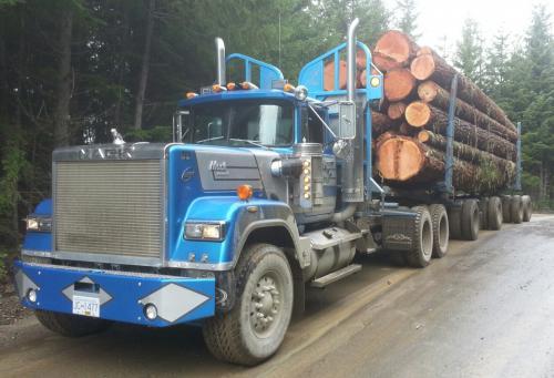 Superliner Loggers - Trucks for Sale - BigMackTrucks.com